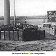Docks, Broyeuse déchets, 1896