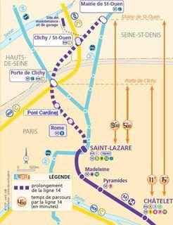 Faire la ville ensemble quartier docks saint ouen - Ouverture de porte paris 17 ...